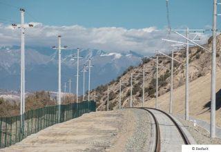 Kasachstan wird Eisenbahnkorridore in Richtung China entwickeln