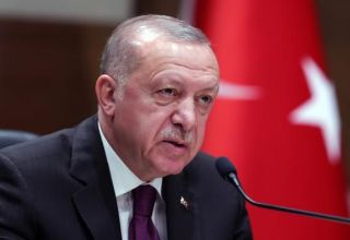 Die Position der Türkei zur Öffnung des Sangesur-Korridors hat sich nicht geändert - Erdogan