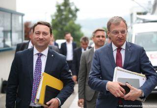 Schwarz-Blau warnt Bundesregierung vor Stillstand